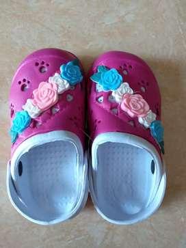 Sandal cantik anak perempuan