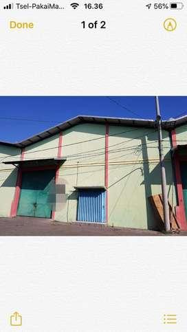 Gudang Dijual Lingkar Timur, Buduran, Sidoarjo.
