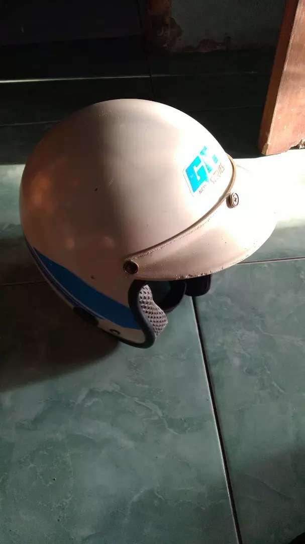 Helm jadul honda 0