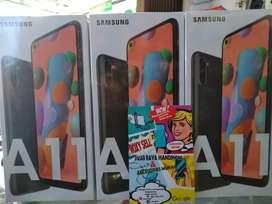 Samsung A11 3/32 new garansi resmi
