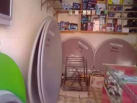 Dish antenna full HD for sale