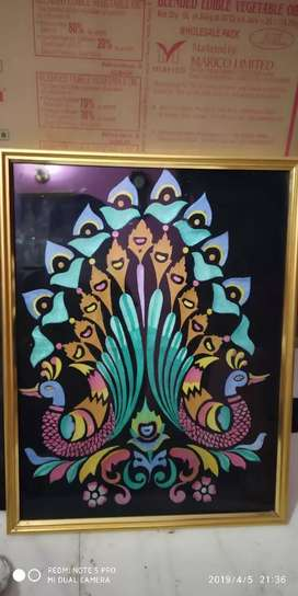 Emboss Paintings for Wall