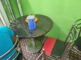Ss round tables fr sale  with 12 chair's High bargain not allowed