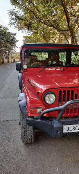 Mahindra Thar 2017 Diesel Well Maintained