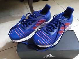 Adidas Solar Ride W Active Blue Red Original Size 40 2/3