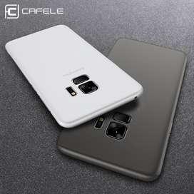 Original Cafele Ultra Slim Case Samsung S9, Ready COD/Antar