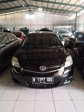 Toyota vios limo gen 2 ex blue bird 2013
