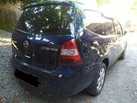Dijual grand livina XV manual th 2007  AB