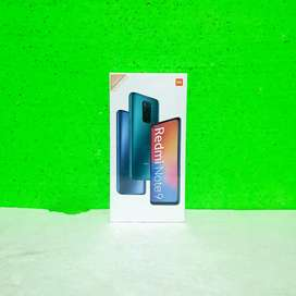 Dapatkan New Xiaomi Redmi note 9 6/128