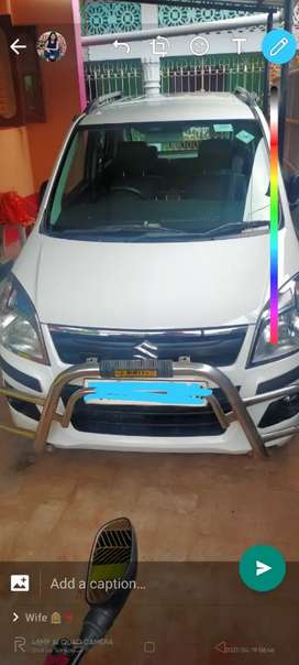Maruti Suzuki Wagon R 2014.Cng fully  showroom condition.All paper ok