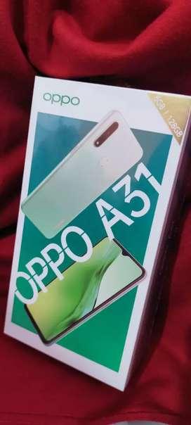 OPPO A31 RAM 6/128 NEW PRODUK OPPO