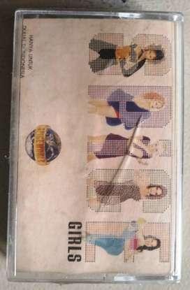 Kaset Spice Girls SpiceWorld