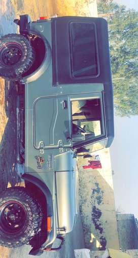 Mahindra Thar 2018 Diesel Well Maintained
