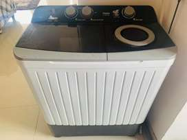 Haier Semi washing machine