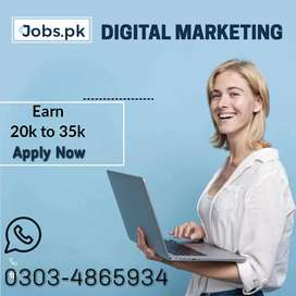 Job for everyone! Start Your Earning with us