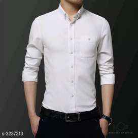 Men shirts Cash on delivery available In Hole sale price.