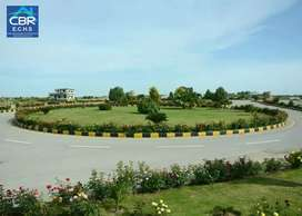 10 marla plot for sale in cbr phase 2