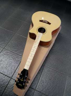 gitar akustik akustik gitar baru