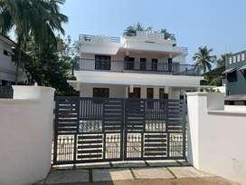 Kovoor - Iringadenpalli 10.30 cent 4 bed new fancy house 1.85 crore
