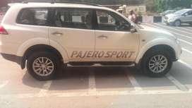 Mitsubishi Pajero Sport 2.5 Automatic, 2015, Diesel