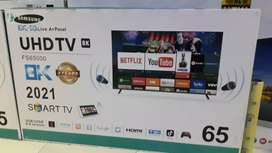 """SAMSUNG 65"""" inches Android Led Tv UHD Resolution new Latest Models"""
