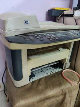 HP printer, scan, photocopy, fax for sale,
