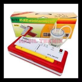 Vacuum sealer basah kering bisa untuk semua plastik Matrix MTX 280