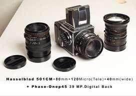 A professional Medium format camera