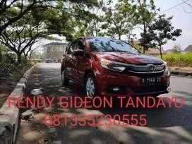 Honda Mobilio E facelift manual 2017