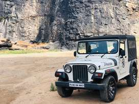 Mahindra Thar 2015 Diesel Well Maintained