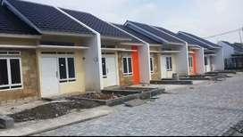 Rumah Cluster Uang Muka Cukup 13.5 juta saja angs 3 juta saja murahya