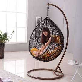 House swing / home decor / hanging round chair