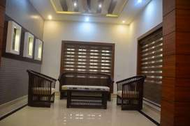 FULLY FURNISHED AC 3BHK FLAT BESIDE ROAD SIDE -COVERD PARKING KOTTAYAM