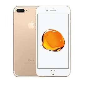 only 7 days old iphone 7 gold with all accessories nd bill with box