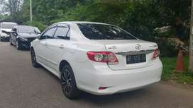 Dijual Toyota Altis 1.6 th 2013