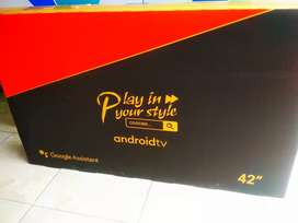 Coocaa android TV 42inc