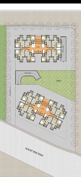 1 BHK 25 LAC ALL INCLUDED SOUTH BOPAL