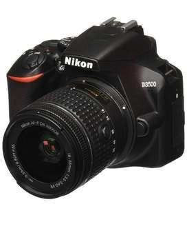 Unused Nikon d5300 with 18-55mm lens
