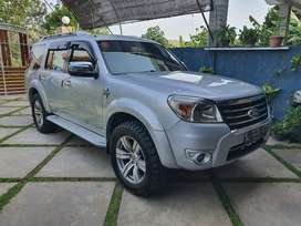 Ford Everest TDCI terawat 2009