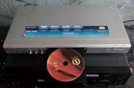 DVD SONY dvp-k86p
