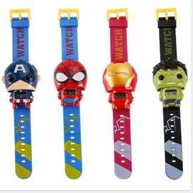 Jam tangan karakter Marvel