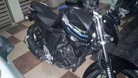 Low km drive 5000. Fz for sale