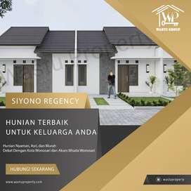 Dijual Rumah Premium Harga Terjangkau di Dekat Wonosari Kota