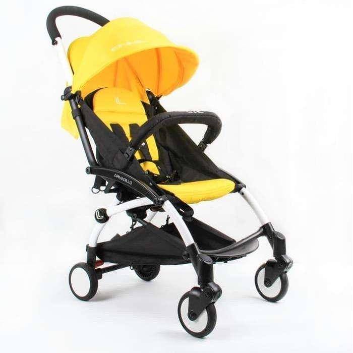 STROLLER EINHILL ARMADILLO 2 yellow not sepatu baju cewek 0