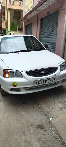 Hyundai Accent 2000 Petrol Well Maintained