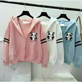 Baju X4 - Jaket Panda