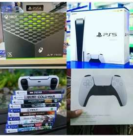 Playstation xbox gaming console gams offer