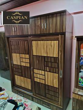 Caspian Furniture :- New Slider Wardrobe with Loft and Storage