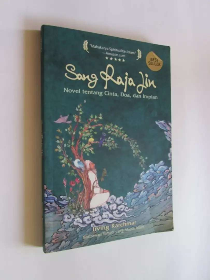 Novel Sastra Sang Raja Jin 0