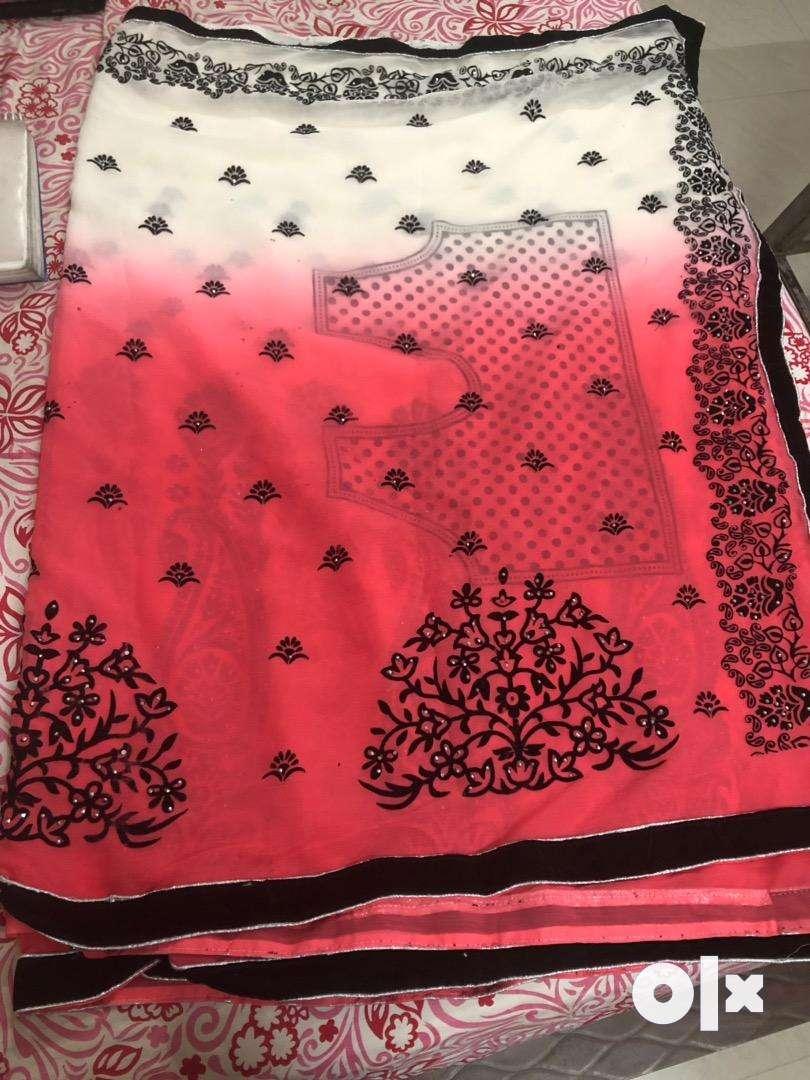 Brand new saree 0